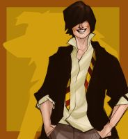 sirius black. by dangerousinred