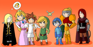 Toon Squad by General-RADIX