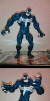Custom Marvel Venom Figure by Vash-15