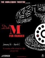 Dial M for Murder 1 by RedDolch