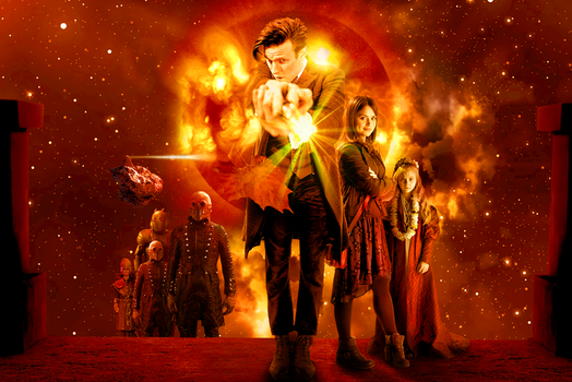 Doctor Who - The Rings Of Akhaten Promo by PlausiblePictures