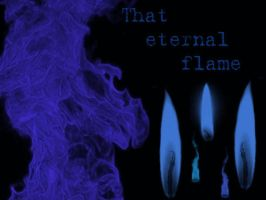 That Eternal Flame by MustBeDreaming15