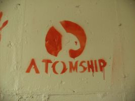 Atomship Tag Enter the Rabbit by Wolfriderxangel