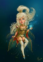 Fairy by dimary