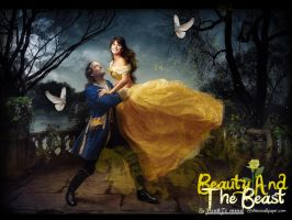 beauty and the beast by small3907
