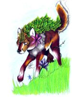 Plant Wolf... by 39-TheWolf