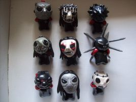 Slipknot chibi 2 by slipkrich