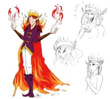Lord of Fire by Space-Jacket