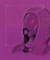 Tali ME2 by typhon-humanoid