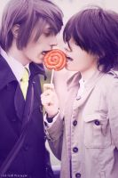 Do you want my lollipop? by SutcliffGrell