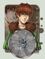Viking Hall of Fame - Hiccup by Acaciathorn