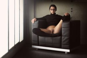 Executive Chair by artofdan70