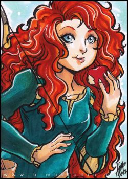 Merida by aimo