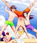 __Summer Vacation__ by NorngPinky