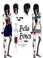 Bella Bones Ref by lovelymeows