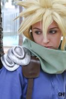 Cloud Strife by OH-Productions