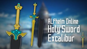Holy Sword Excalibur by mzpsh