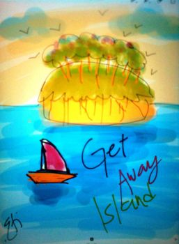 Get Away Island by forensicist