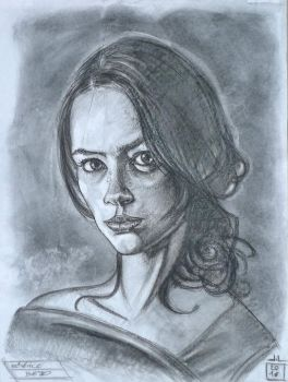 Unplugged - Berenice Bejo by Gizmoatwork
