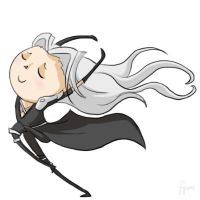 Sephiroth by fireproofmarshmallow