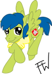 Adric by FiveyWhooves