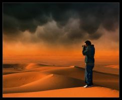 The Sandstorm Is Coming by itash