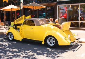 36 Ford Roadster by StallionDesigns