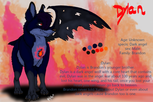 Dylan by WolfArtC