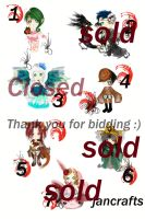 Chibi Adopts Auction [CLOSED] by jancrafts