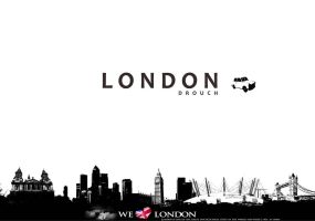 LONDON by drouch