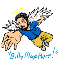 Billy Mays Tribute by BLUE-F0X