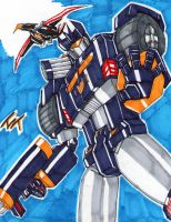 Soundwave: Superior by supa-butt-face