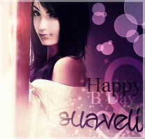 Happy B-Day suaveli by FantasyRockGirl