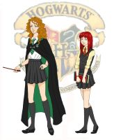 Hogwarts Students by My-Sin-Is-You