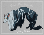 AHR's Lightning Strikes(Inbred) by SpiffyInu