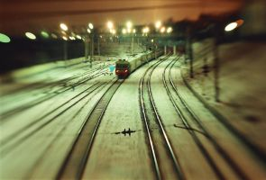 night_train by snusmumi