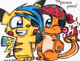 ARG We Be Pokemon X3 by Violent-Rainbow