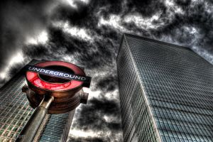 London Underground by Lu-Photographer