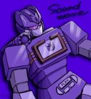 G1 Soundwave 01 by J-666