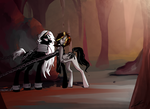 .:COMM1/2:.In to the caves by Jessicathehedgehog55