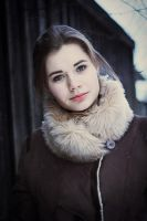 young Russian woman by NSuperMario