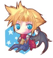 Cloud, Small and Gentle by DontDieFox