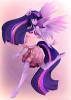 Princess Twilight by TheNornOnTheGo