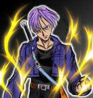 Mirai Trunks by ReiHikari
