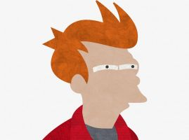 Philip J Fry by kmtnewsman