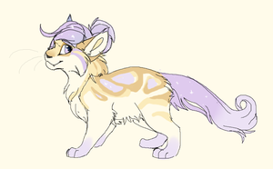 Kitty Adoptable -CLOSED- by MBPanther