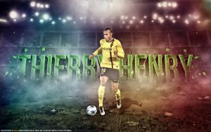 Thierry Henry 14 by namo,7 by 445578gfx
