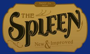 """""""The Spleen"""" label design by Pencil-Dragonslayer"""