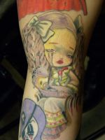 dollie by justinstattoos
