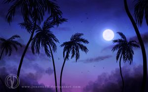 SP: Moonlight by Jenova87